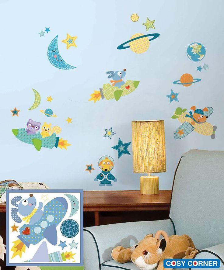 Δημιουργήστε μια μοναδική παράσταση για το παιδικό δωμάτιο με την υπέροχη συλλογή από αυτοκόλλητα τοίχου. Δεν θα θέλει το παιδί σας να φεύγει από το δωμάτιο του! 51 αυτοκόλλητα τοίχου. http://goo.gl/CdzJv7