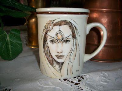 Fate Gnomi e Porcellane: Tisaniera Celtica
