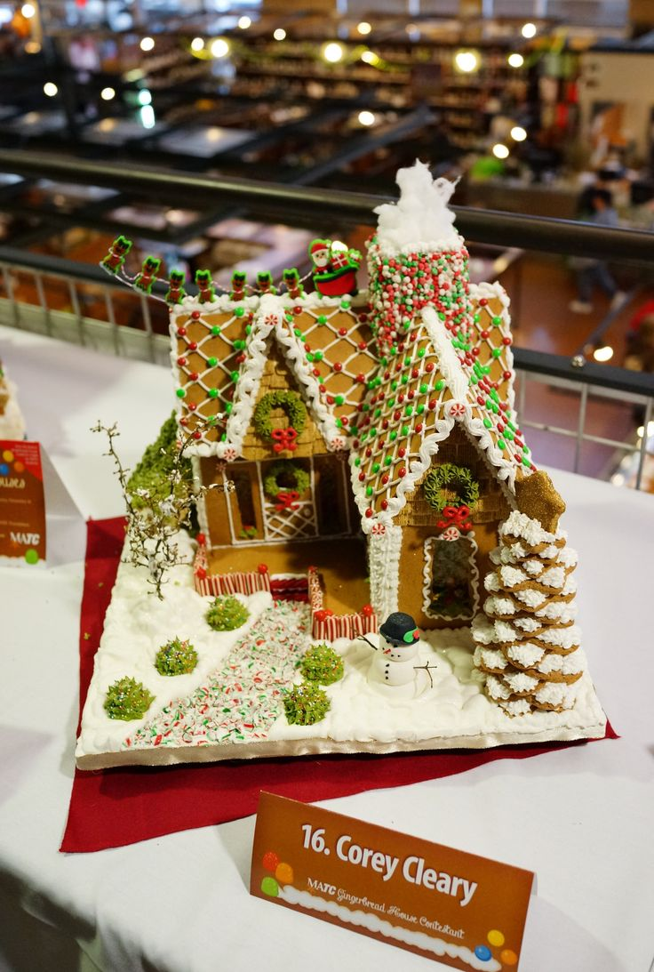 All sizes | Gingerbread Houses 2014 | Flickr - Photo Sharing!