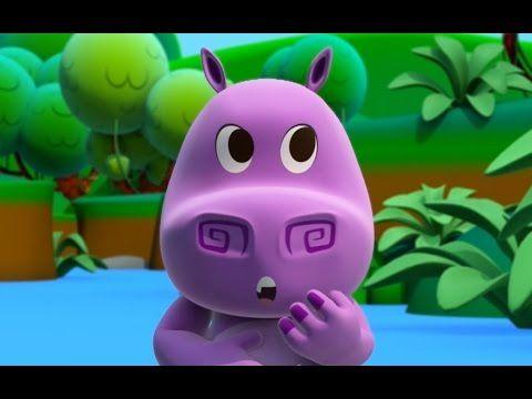 Hipopótamo  Reino infantil