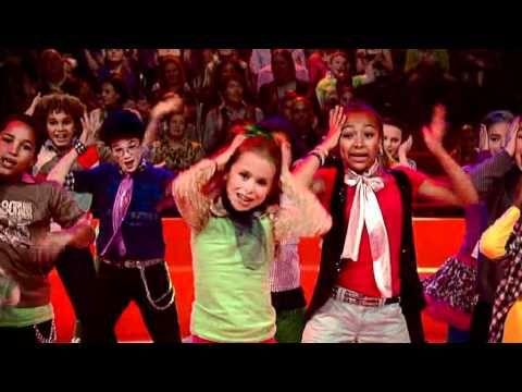 Kinderen voor Kinderen 30 - Sinterklaas wil dansen - YouTube