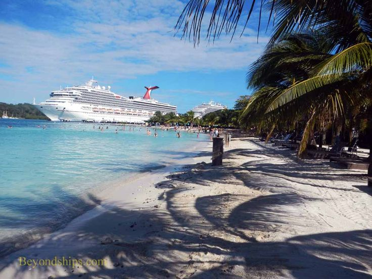 Guide to Mahogany Bay, Roatan, a private cruise destination created by Carnival.  http://www.beyondships3.com/mahogany-bay-roatan-cruise-destination.html  Illustrated with photos.  #travel #cruise