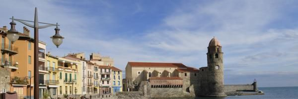Collioure Hotels & Accommodation, Languedoc-Roussillon