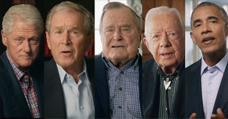 Three weeks ago, all five former U.S Presidents created a fundraiser to collect donations for Hurricanes Irma and Harvey. On Monday, Presidents Obama, Clinton, Carter, Bush Sr., and Bush Jr. announced that the fundraiser would include Hurricane Maria. The hurricane hit the U.S Virgin Islands and Pu