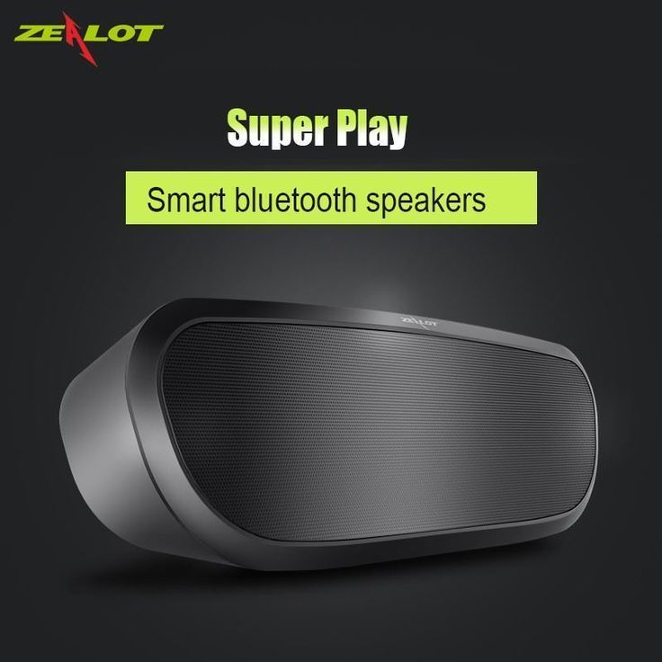 Zealot S9 Wireless Bluetooth Speaker Portable Outdoor Stereo Super Bass Speakers #Zealot