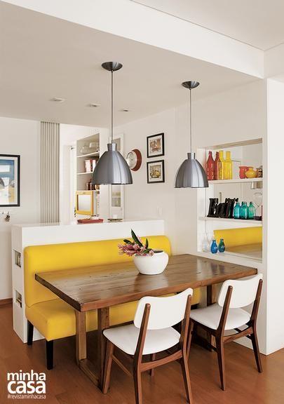 Velho e fechado por anos, este apartamento de 86 m2, no Rio de Janeiro, foi a aposta de Luciana e Filipe para iniciar a vida a dois – depois de uma reforma primorosa, claro!