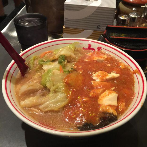 蒙古タンメン中本 渋谷店 (もうこたんめんなかもと) - 渋谷/ラーメン [食べログ]