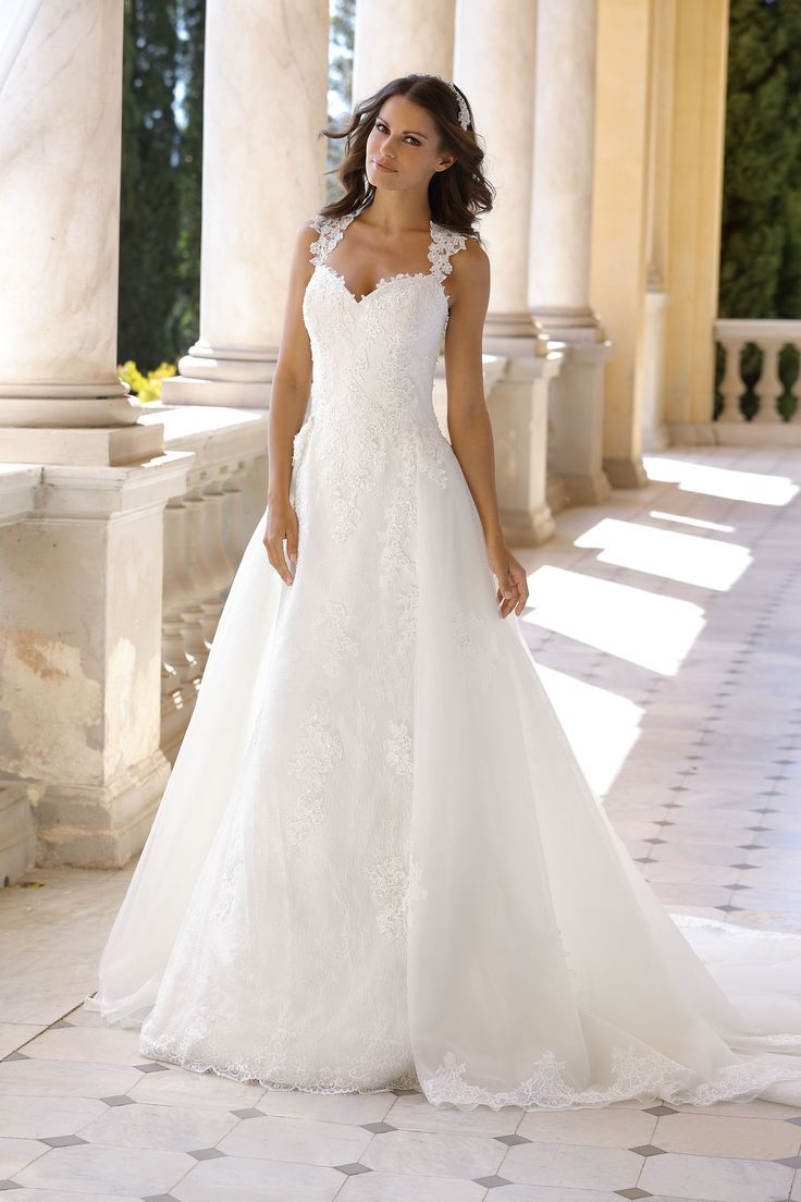 Kollektion 2018 – Emma Charlotte   – Hochzeitskleid