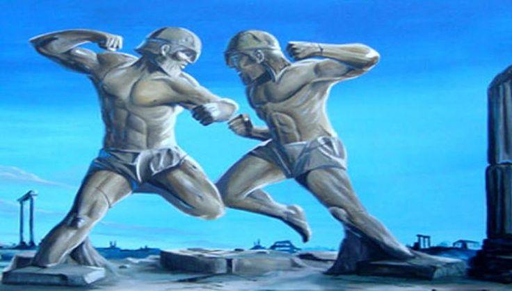 EISTOEPANIDEIN: Κλεομήδης: «Ο πυγμάχος της Αρχαιότητας που σκότωσε τον αντίπαλό του και 60 παιδιά»