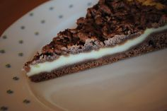 eat run love: RECEPT : Strouhaný koláč s pudingem - celozrnný