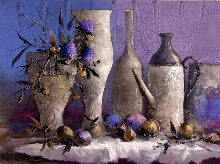 Guy Cambier [1923-2008] was born in Uccle-lez-Bruxelles in 1923. He was a painter of Genre painting, scenes, figures, portraits and still life paintings.