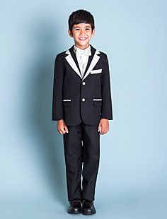 jovem vestuário rapaz anel preto portador roupas (1145549) – BRL R$ 116,77