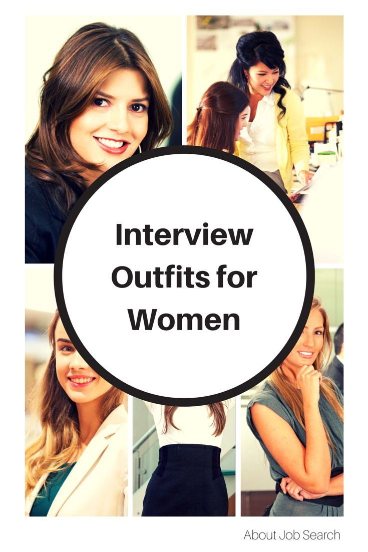 Here Are Some Tips For Women On What To Wear To A Job -4070