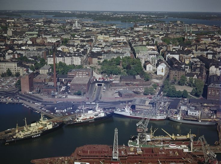 Punavuori, Hietalahti - Finna - Helsingin kaupunginmuseo