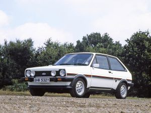Ford Fiesta XR2 -1981