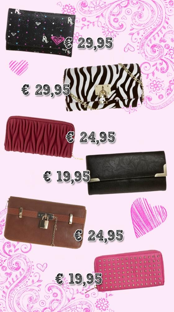Hippe portemonnees - Girlz.nl