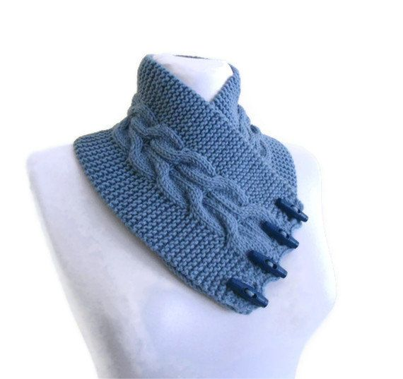 A perfect gift for that special person in your life.  made from Carolina blue super soft and cozy 35% wool yarn for easy care.  It is so comfortable