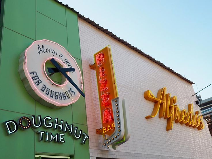 The Winning Guide to Fortitude Valley, Brisbane featuring Doughnut Time
