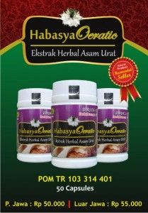 asam urat, herbal, grosir, jogja, herbal asam urat, grosir herbal, habasya