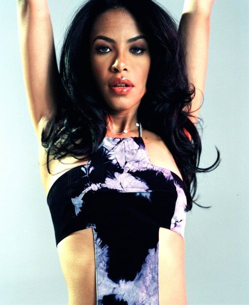 Photographer shares rare photos of Aaliyah on her 35th birthday - Rolling Out