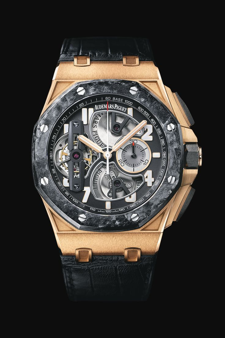 skeleton Audemars Piguet Watch 2016