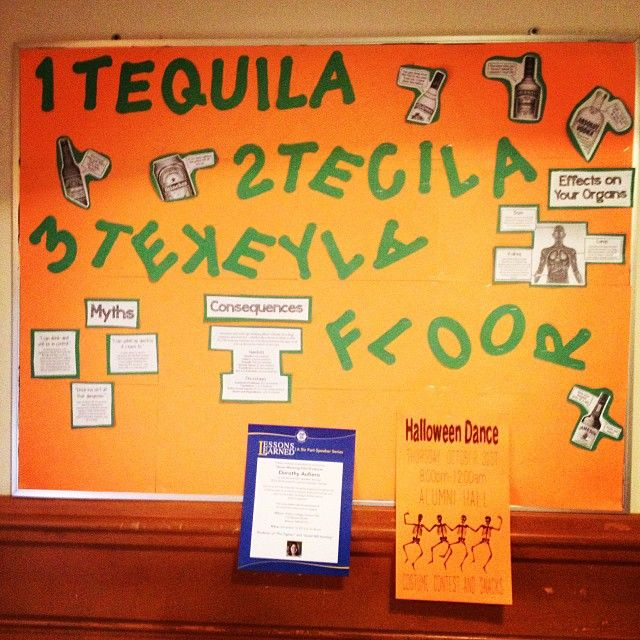 Tequila 3 Tequila Floor Bulletin Board 1000 Ideas About