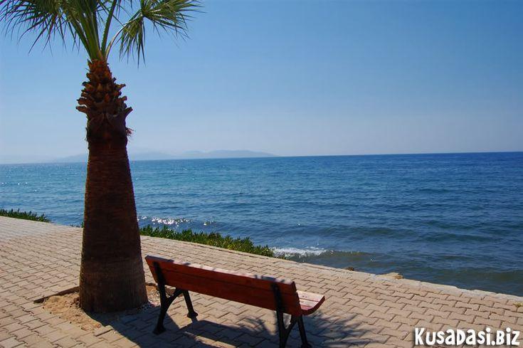 Bench with a view, Guzelcamli.