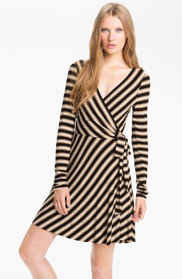 Diagonal Line Fashion Google Search Surplice Dress