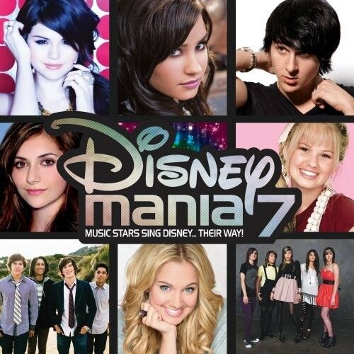 (01) I Just Can't Wait To Be King [Allstar Weekend], (02) Trust In Me [Selena Gomez], (03) Real Gone [Honor Society], (04) If I Never Knew You [Tiffany Thornton], (05) Stand Out [Mitchel Musso], (06) Good Enough [KSM], (07) Little Wonders [Savannah Outen] Disney Mania - Volume 7 [Soundtrack]