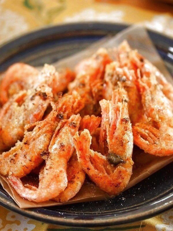 甘エビのから揚げ by はるひ | レシピサイト「Nadia | ナディア」プロの料理を無料で検索