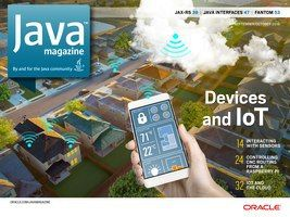Java Magazine, September/October 2016