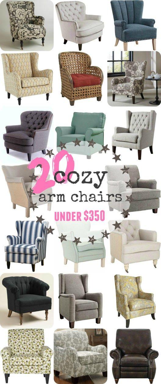 Best 25+ Arm chairs ideas on Pinterest | Armchair, Comfy armchair ...