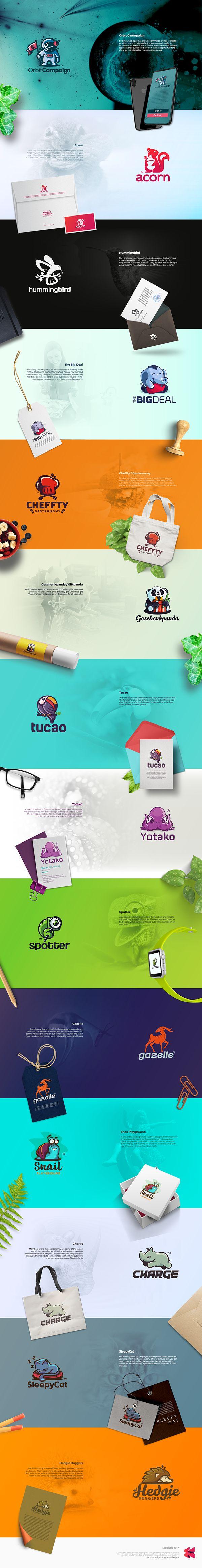 Logofolio 2017 on Behance