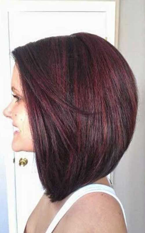 30 Latest Bob Hairstyles   Bob Hairstyles 2015 - Short Hairstyles for Women