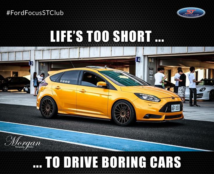 Ford-Focus.ST - In pursuit of emotions! Because gasoline flows in our blood!  #FordFocusSTClub #Ford #Focus #ST #Emotions #FordPower