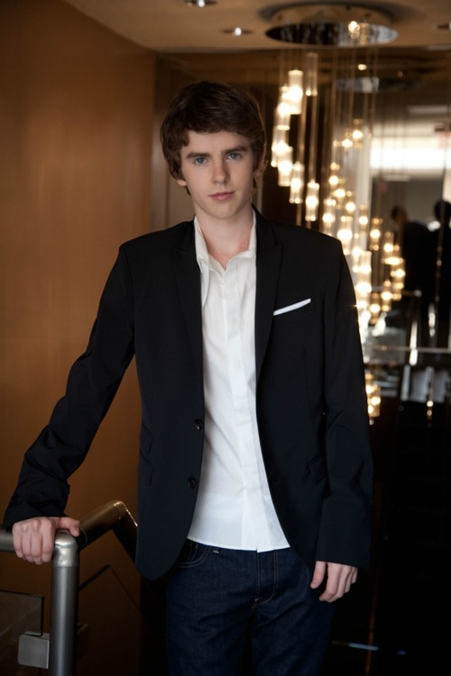 17 best images about freddie highmore on pinterest bates
