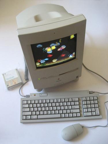 "Apple Macintosh ""Mystic""."