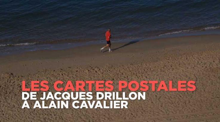 Les cartes postales de Jacques Drillon à Alain Cavalier