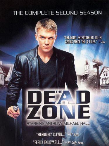 The Dead Zone: The Complete Second Season [5 Discs] [DVD]