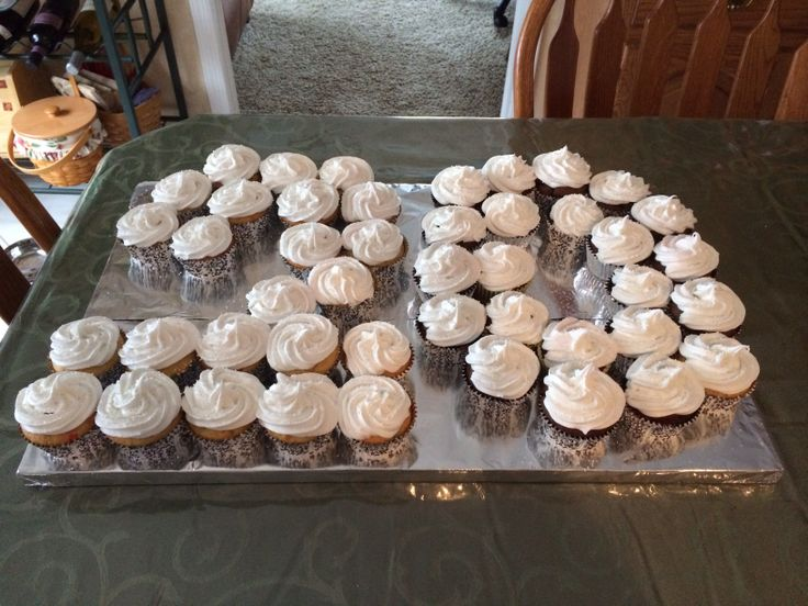 20th Birthday Cupcake Cake Mel Pinterest