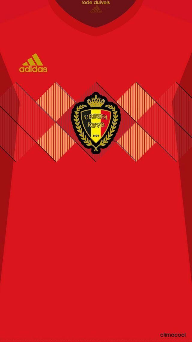 Free Belgium 2018 Phone Wallpaper Football Fifa World