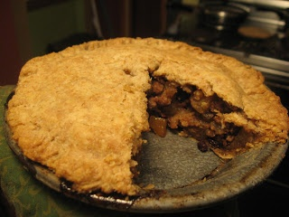 Our Heritage of Health: Old-Fashioned Mincemeat Pie Recipe from 1798