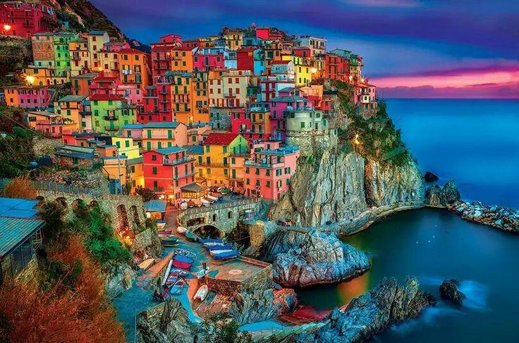 38 best maison et villages colorés *plein de gaieté* images on Pinterest - comment installer la terre dans une maison