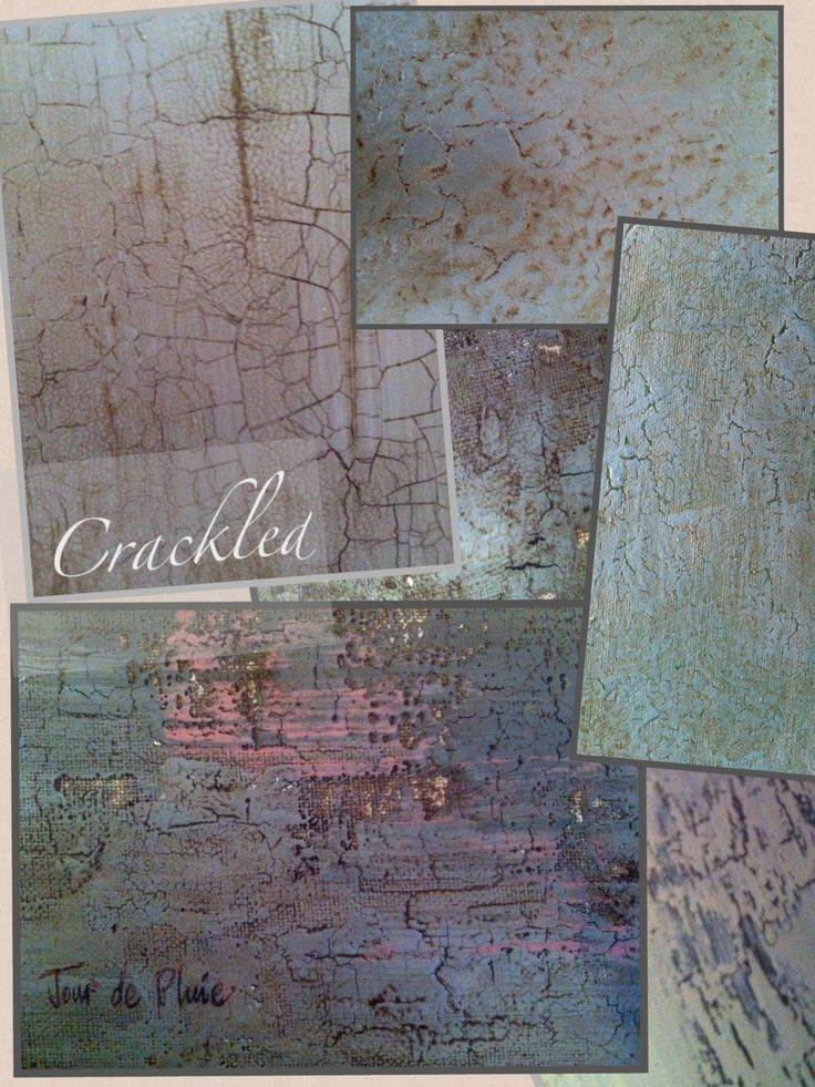 Annie Sloan chalk paint crackled | DIY Home Decor ...