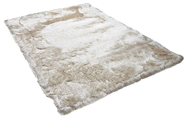 HAIR-nukkamatto 130 X 190 cm Luonnonvari