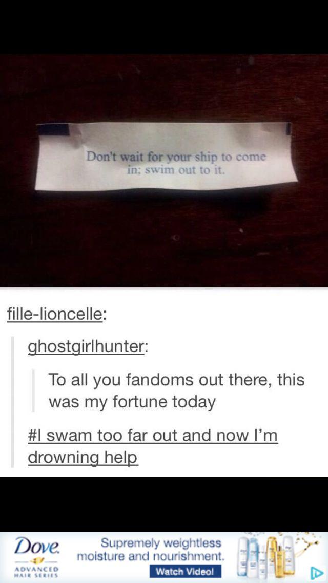 Basically everyone in every fandom.