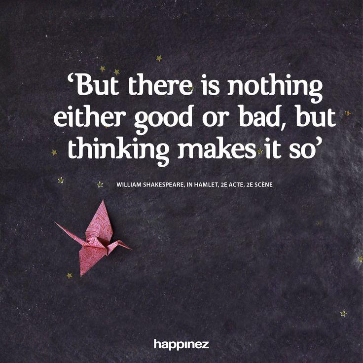 Zen l William Shakespeare l Happinez