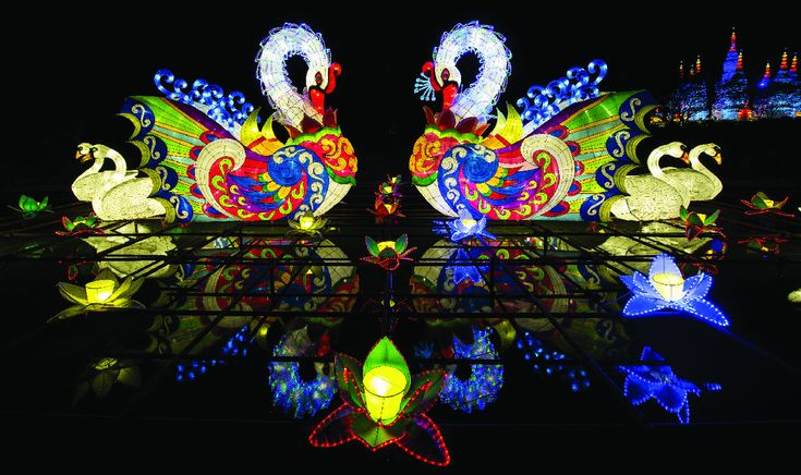 NC Chinese Lantern Festival Cary kicks off November 28 at Cary's Booth Amphitheatre just in time for the holiday season!