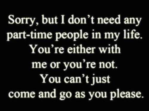 That is the truth. Done playing childish games. Childish games played by adults. You think you're cutting people off when in reality, you're bring cut.