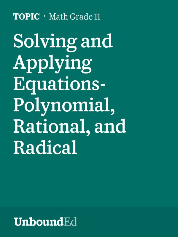 19 best Algebra II Curriculum images on Pinterest | Curriculum ...
